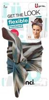 Conair Flexible Hairband - Teal/Brown