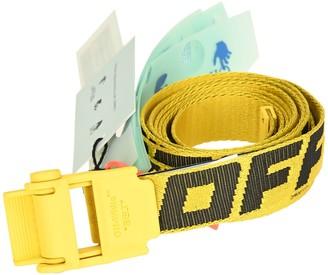 Off-White Mini 1.0 Industrial Belt