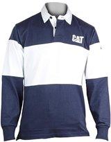 Caterpillar C1620530 Mens Rugby Shirt (3XL)