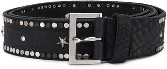Zadig & Voltaire Studded Belt