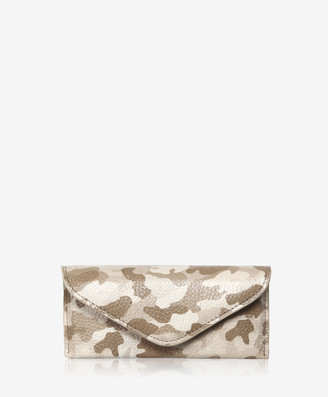 GiGi New York Sunglass Case, Sand Camo