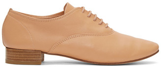 Repetto Tan Zizi Oxfords