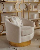 Bernhardt Hayworth Swivel Chair