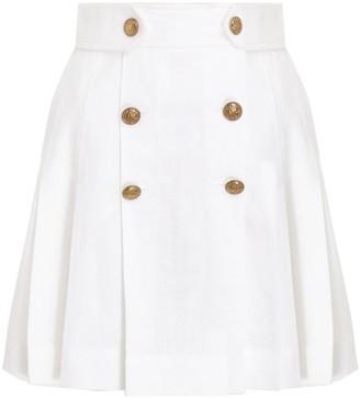 Zimmermann The Lovestruck Short Skirt