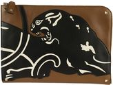 Valentino Panther Document Case