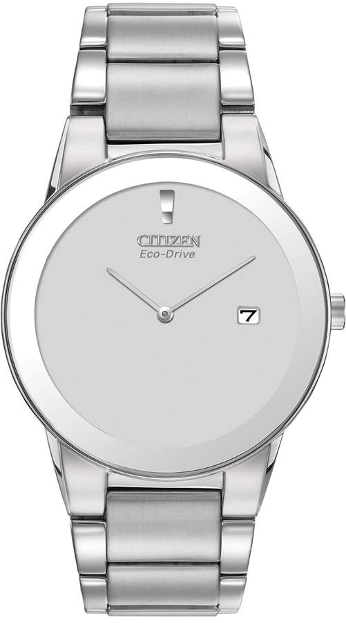 Citizen Eco-Drive Men's Stainless Steel Watch - AU1060-51A