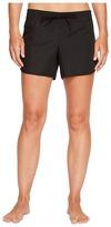 Hurley One Only Solid 5 Boardshorts Women's Swimwear