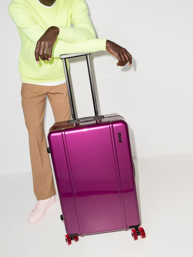 Thumbnail for your product : Floyd Magic Purple Check-In Suitcase