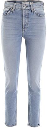 RE/DONE Slim-Fit Denim Jeans