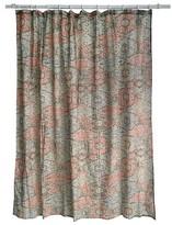 Threshold Aztec Print Shower Curtain