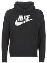 Nike M NSW CLUB HOODIE PO BB GX men's Sweatshirt in Black