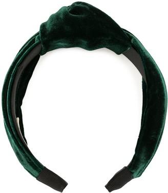 Jennifer Behr Knot Detail Hairband