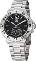 Tag Heuer Men's WAU1112.BA0858 Formula 1 Dial Stainless Steel Watch