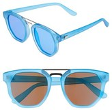 Le Specs 'Thunderdome' 52mm Polarized Sunglasses