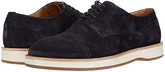 HUGO BOSS Oracle Derby Shoe by BOSS (Dark Blue) Men's Shoes