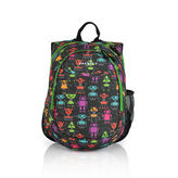 Asstd National Brand Obersee Kids All-in-One Robots Backpack with Cooler
