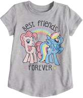Toddler Girl Jumping Beans My Little Pony Pinkie Pie & Rainbow Dash Graphic Tee