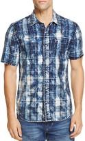 True Religion Plaid Slim Fit Button-Down Shirt