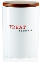 "The Cellar Red Sentiments ""Treat Yourself"" Canister"