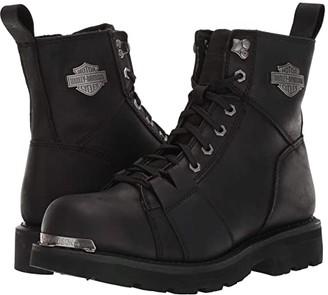 Harley-Davidson Sperling (Black) Men's Boots