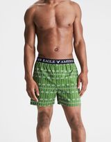 American Eagle Outfitters AE Football Field Boxer