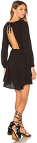 Amuse Society Portia Dress in Black. - size XS (also in )