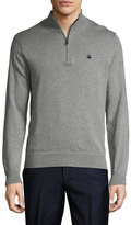 Brooks Brothers Supima Cotton Solid Sweater
