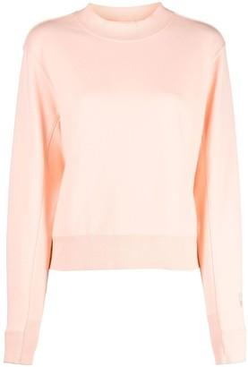 Puma Embroidered-Logo Sweatshirt
