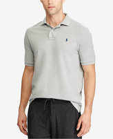 Polo Ralph Lauren Men's Big & Tall Classic-Fit Weathered Mesh Polo