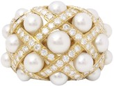 Chanel Baroque Yellow Yellow gold Rings