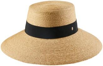 Helen Kaminski Wide Brim Raffia Hat