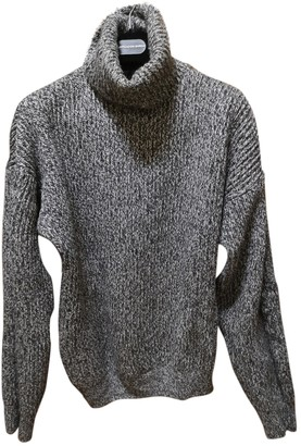 Chevignon Grey Wool Knitwear for Women
