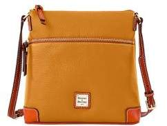 Dooney & Bourke Pebbled Leather Crossbody Bag