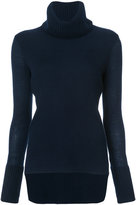 Veronica Beard cashmere roll-neck jumper