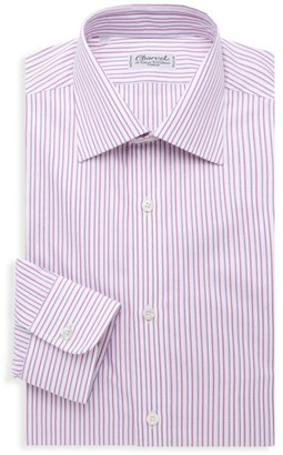 Charvet Stripe Dress Shirt