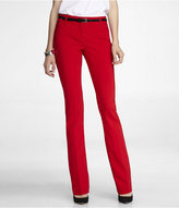 Ultimate Double Weave Barely Boot Columnist Pant
