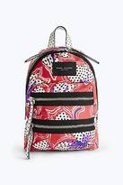 CONTEMPORARY Spotted Lily Printed Biker Mini Backpack