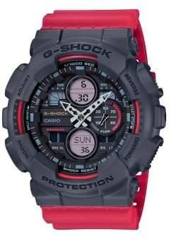 G-Shock G Shock Black & Red Analog-Digital Watch