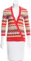 Missoni Cashmere Knit Cardigan