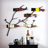 Wildon Home Kerrigan 6 Bottle Wall Mounted Wine Rack