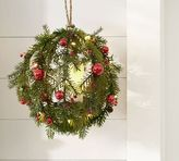 Pottery Barn Yule Tide Candle Sphere