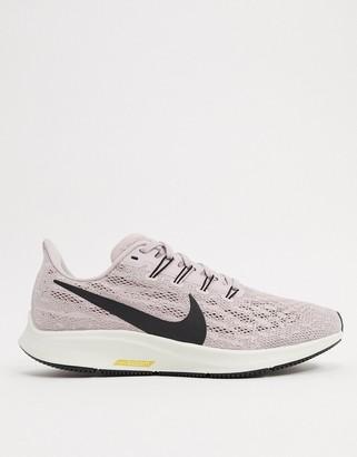 Nike Running Air Zoom Pegasus 36 in pink