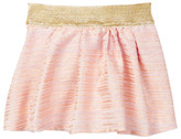 Baby Sara Pleated Skirt With Gold-Tone Elastic Waistband (Baby & Toddler Girls)