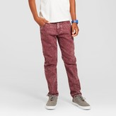 Mossimo Boys' Jeans Acid Wash Berry