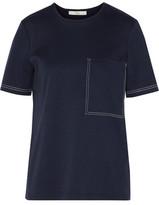 Tibi Cotton-Jersey Top
