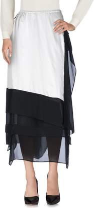 Yohji Yamamoto 3/4 length skirts - Item 35343834KJ