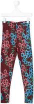 Mini Rodini Daisy leggings - kids - Spandex/Elastane/Micromodal - 3 yrs