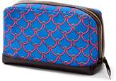 J.Mclaughlin Embroidered Dopp Kit in Country Swag