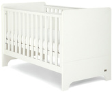 Mamas and Papas Rocco White Cot Bed