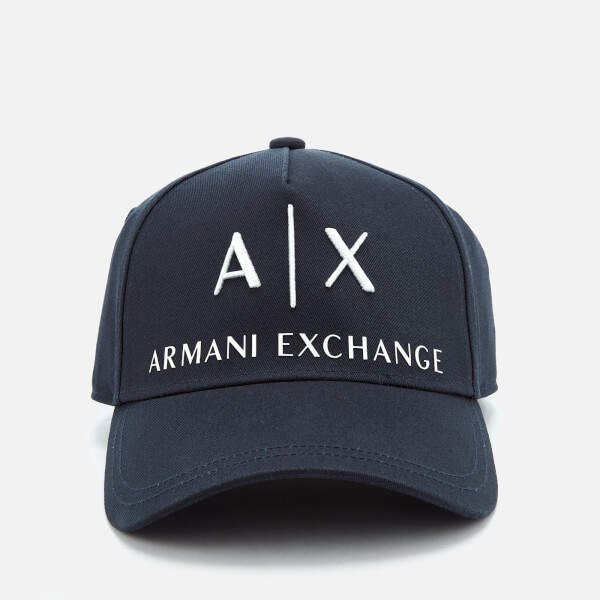 Armani Exchange Men's Logo Cap